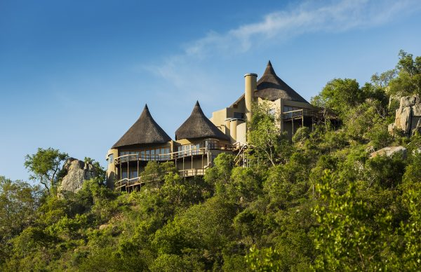 Amazing lodges with stunning view Ulusaba Private Game Reserve