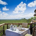 Stunning view while having breakfast Ulusaba Private Game Reserve