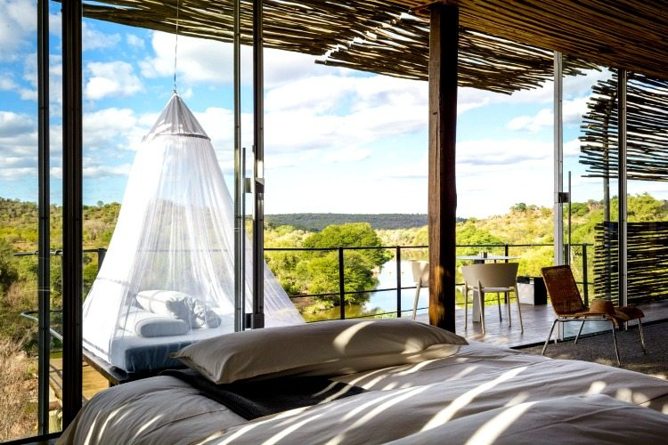 Singita Lebombo Lodge Chambre