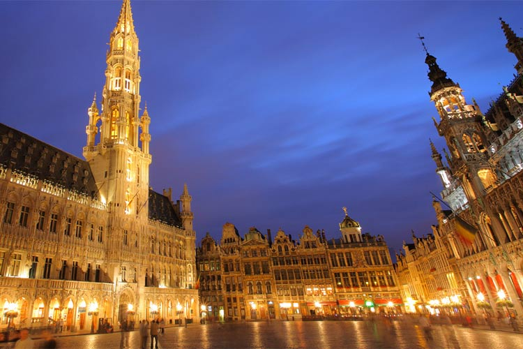 Hotel Plaza Brussels-grand place