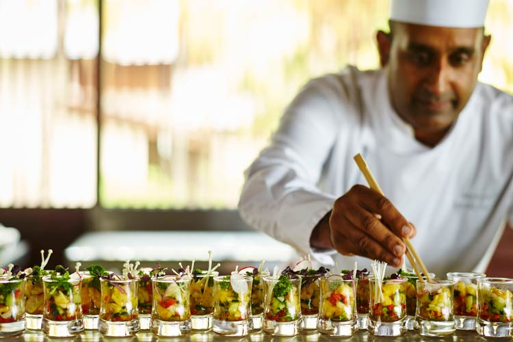 Lux Le Morne Mauritius-cooking chef