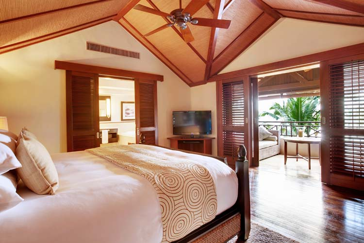 Lux Le Morne Mauritius-suite with private terace