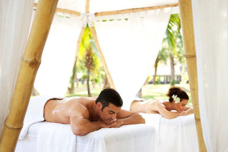 Lux Saint-Gilles-spa massage couple