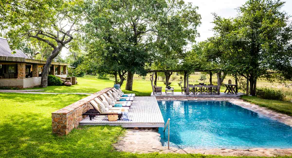 Singita Castleton Pool
