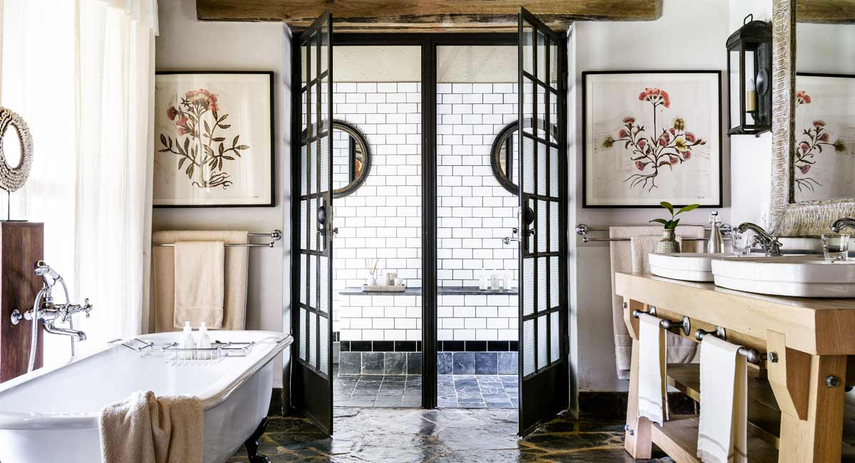 Singita Castleton Luxury private bathroom