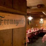 Gstaad Palace restaurant Fromagerie