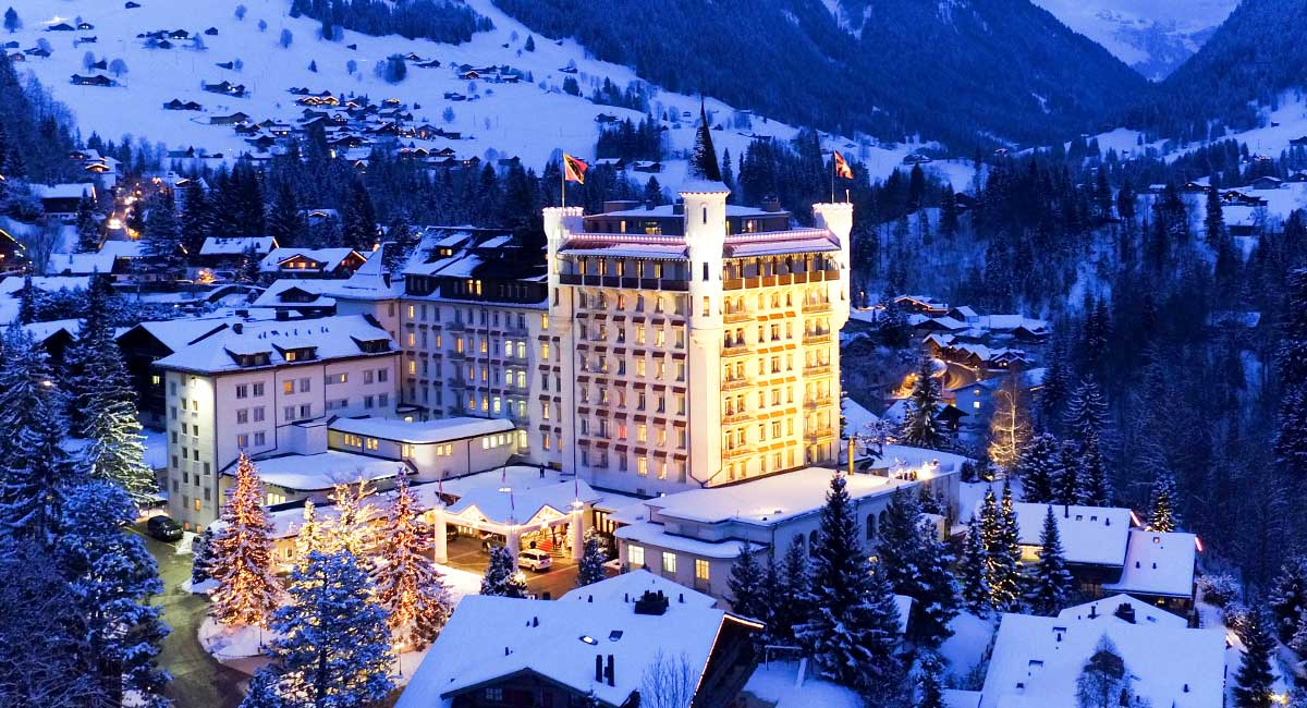 Gstaad palace, Famous Pet Friendly Hotels in the World