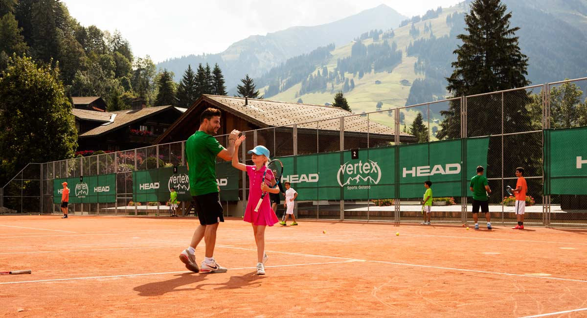 Gstaad-Palace-tennis courses for children