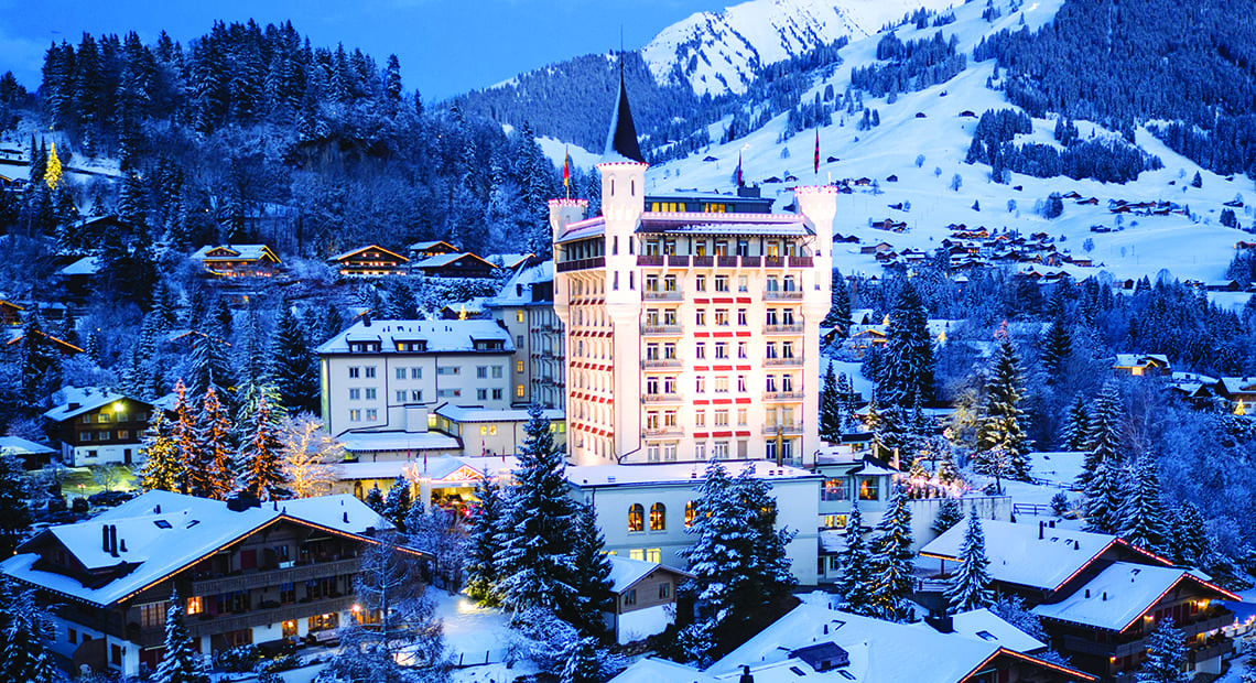 Gstaad Palace *****