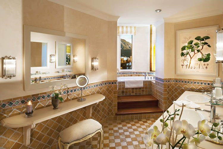Gstaad Palace-bathroom