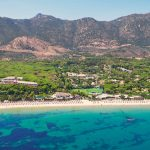 Surroundings and sea of Forte Village Resort