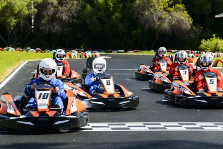 Forte Village Resort-karting