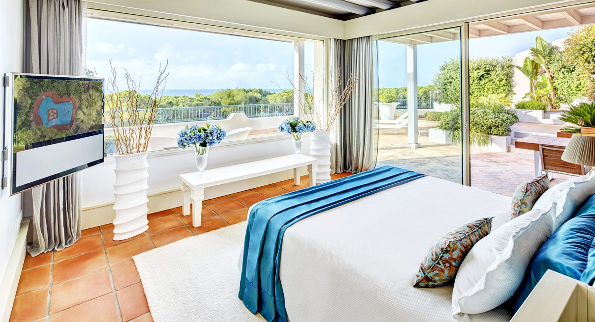 Forte Village Resort-room