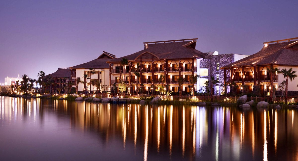 Lapita, Dubai Parks And Resorts ****