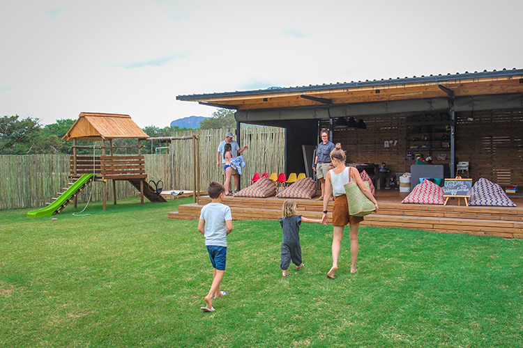 The Marataba lodge kids-club