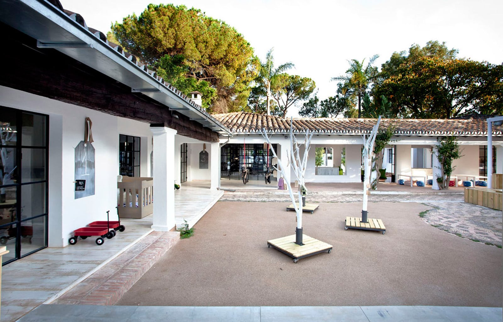Marbella Club Hotel Outdoor area
