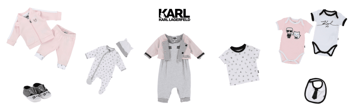 vêtements-bébé-fille-karllagerfled-collection-2018