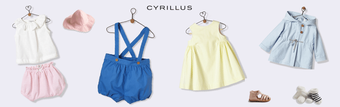 vêtements-bébé-fille-cyrillus-collection-2018