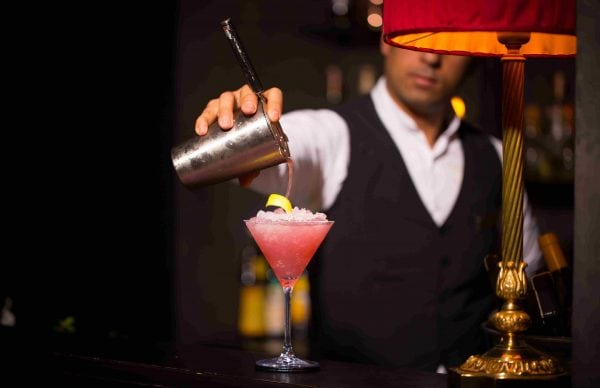 Hotel Selman Marrakech Cocktails, mocktails made with love by professional bartenders