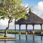 Shanti Mauritius Swimming pool with a view