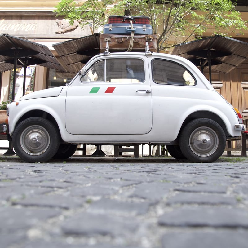 Little Guest Hotels Collection Fiat Italia