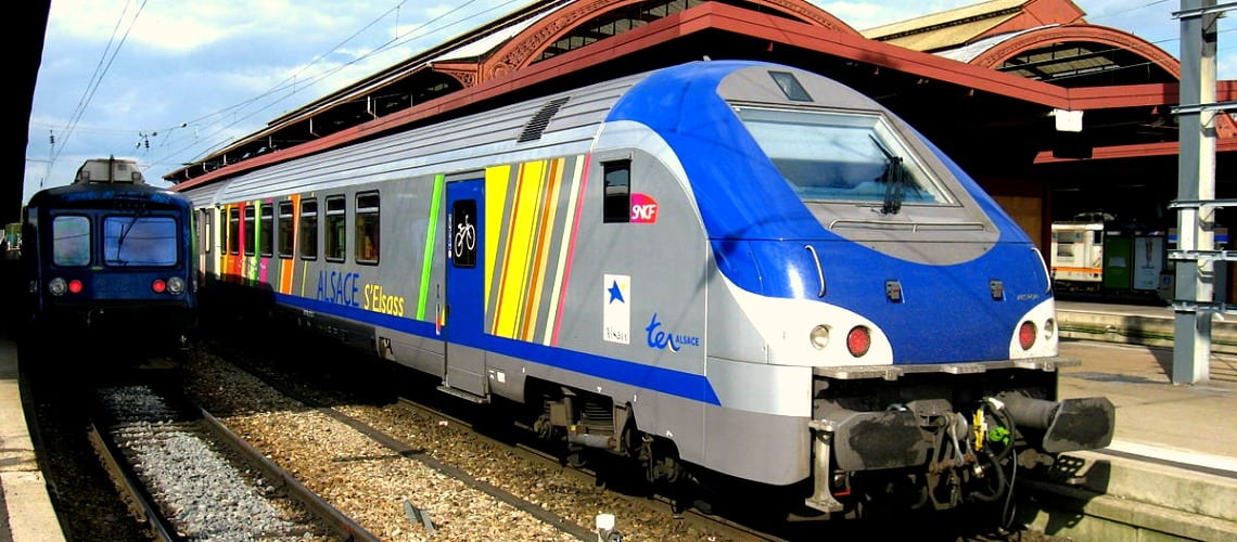 Family Train: Discount And Rates Per Company TER Kids