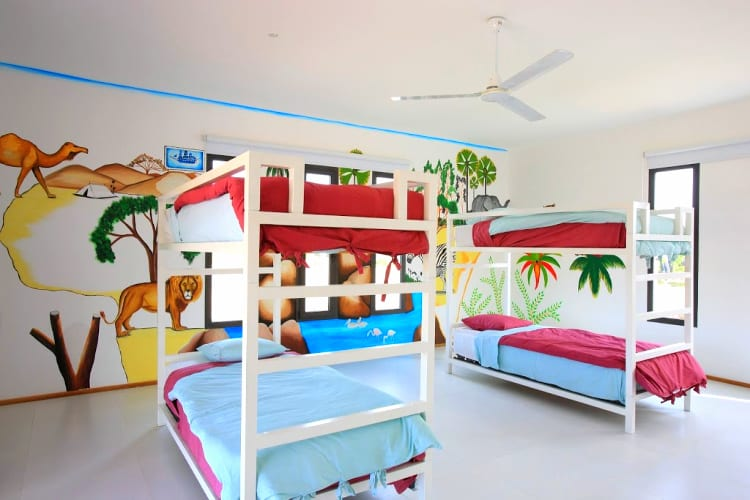Kids room Patrick's Lodge *****