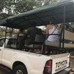 Safari trip Patrick's Lodge *****
