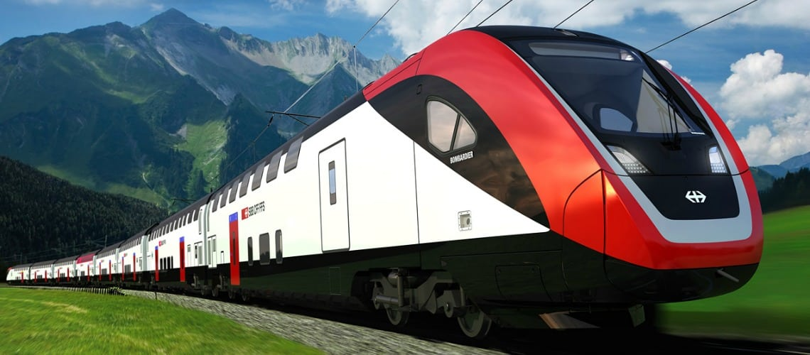 Family Train: Discount And Rates Per Company SBB Kids