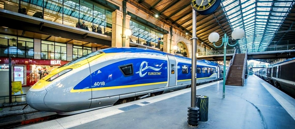 Family Train: Discount And Rates Per Company Eurostar Kids