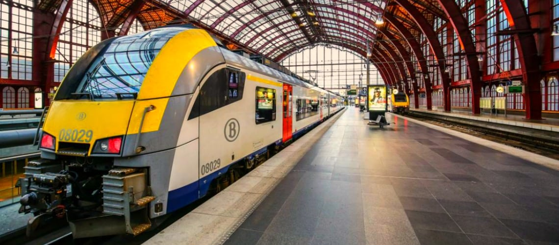 Family Train: Discount And Rates Per Company SNCB Kids