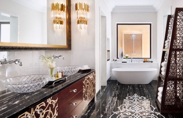 One & Only Royal Mirage Bathroom