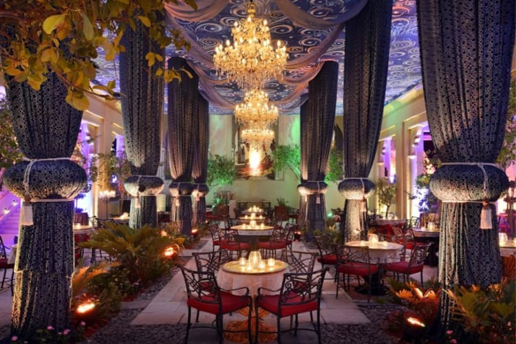 One & Only Royal Mirage Restaurant