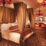 Stunning bedroom at Atlantis The Palm Dubaï