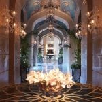 Entrance of the Atlantis The Palm Dubaï