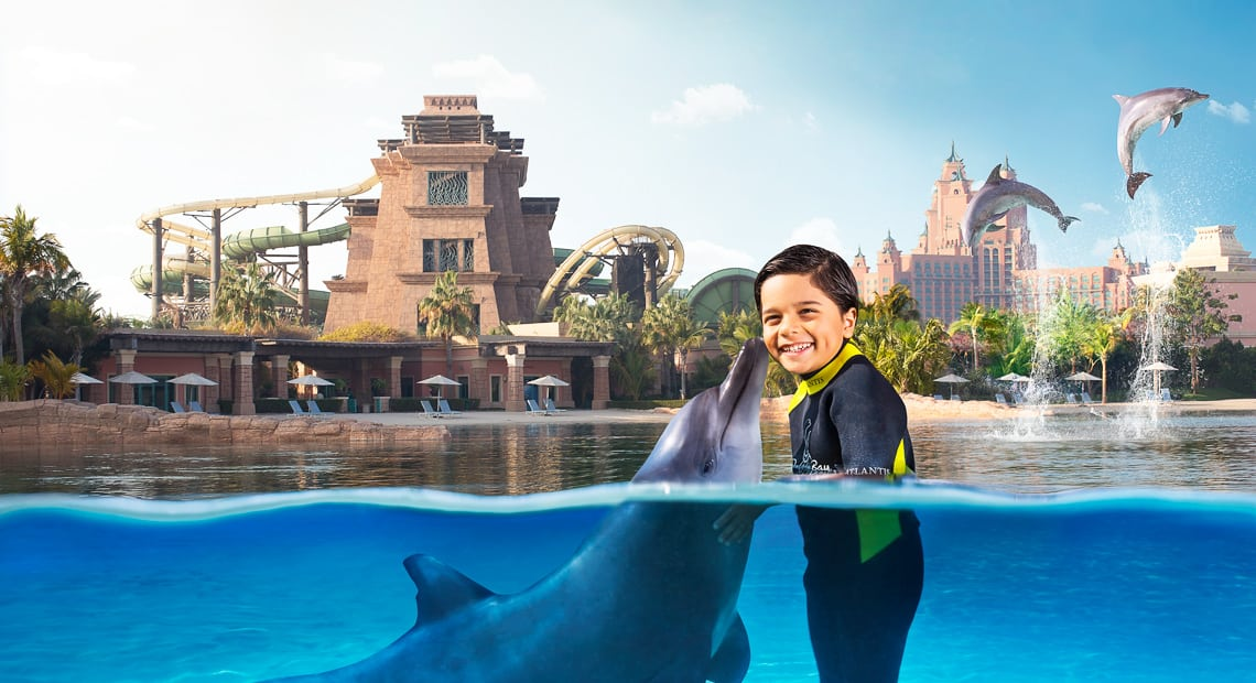 Atlantis The Palm Dubaï *****