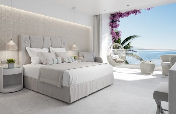 Suite Deluxe at Ikos Aria