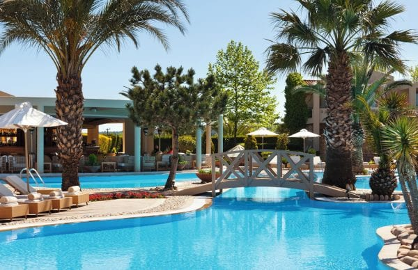 Outdoor pool Porto Sani *****