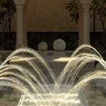One & Only Reethi Rah Fountain