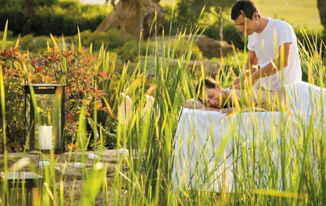 Outdoor massage Porto Sani *****