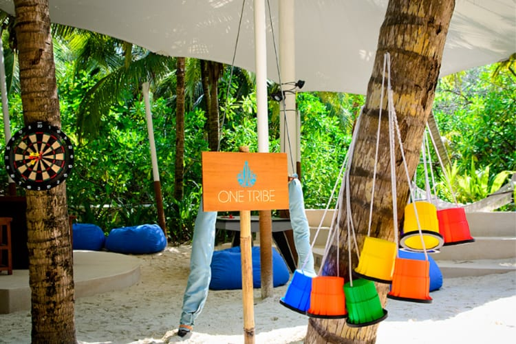 One & Only Reethi Rah Kids club