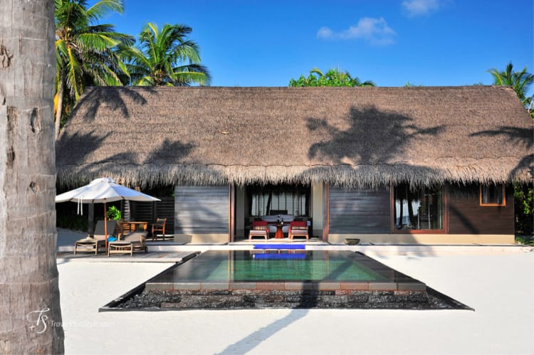One & Only Reethi Rah Villa