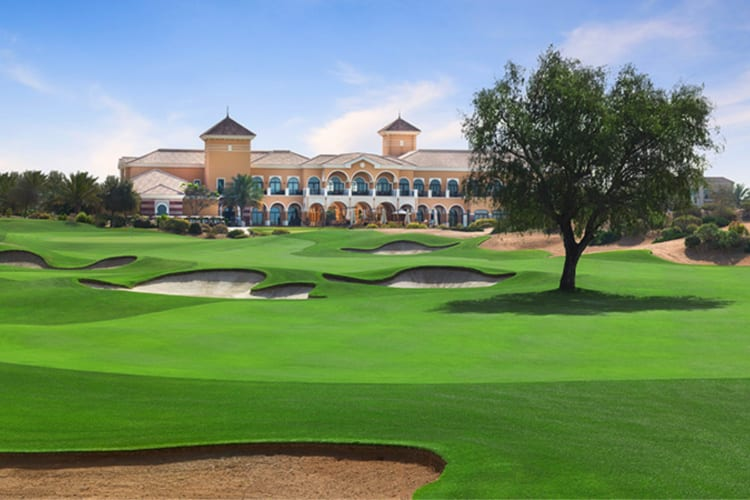 One & Only Royal Mirage Golf