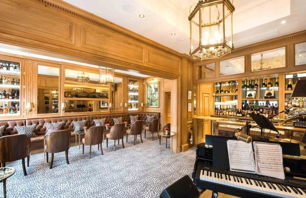 The Rubens at The Palace Bar with piano