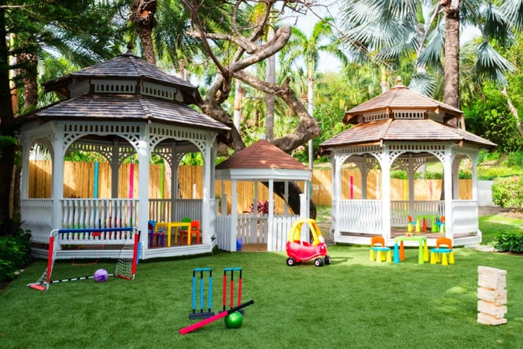 Blue Waters Resort & Spa Kids club