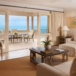 Blue Waters Resort & Spa lounge Cove Penthouse