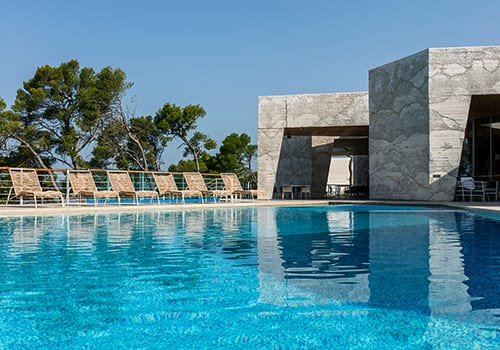 D Resort Sibenik - swimming pool