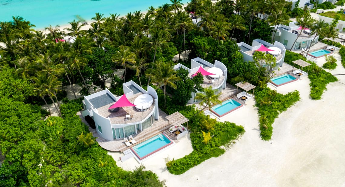 LUX* North Malé Atoll Resort & Villas *****