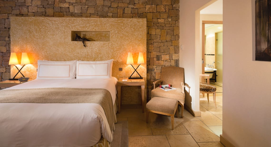 Familial suite in Terre Blanche Hotel Spa Golf Resort