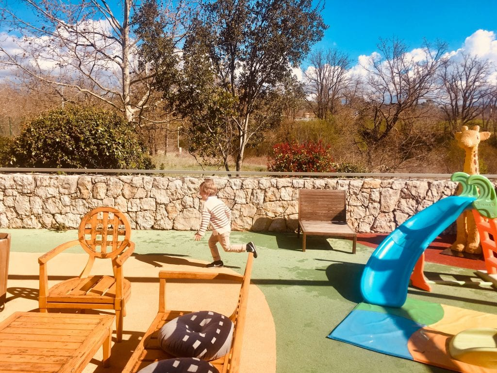 Playground of the Terre Blanche Hotel Spa Golf Resort
